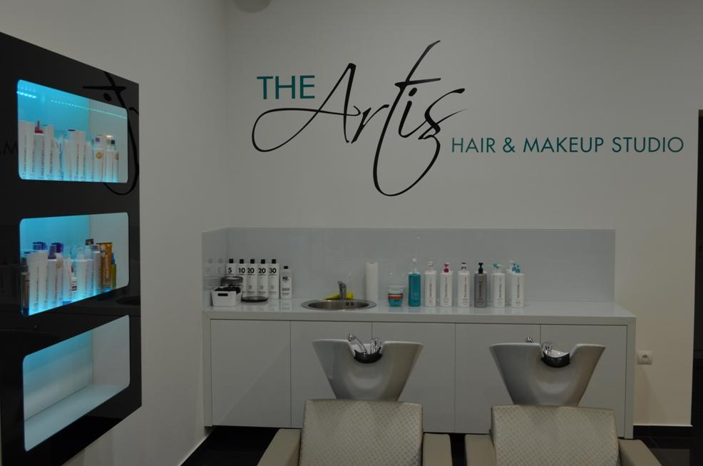 Artis studio - interijer